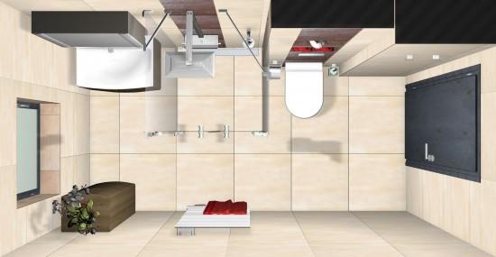 Planen Sie mit uns Ihr 3D-Bad