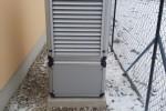 Luft- und Wärmepumpe