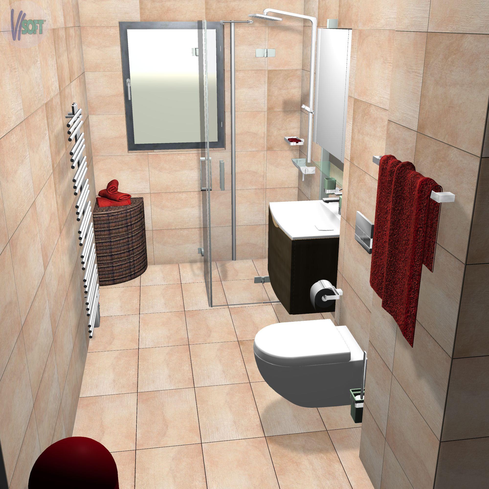 planen sie mit uns ihr 3d-bad | swt sanitär- und wärmetechnik, Badezimmer ideen